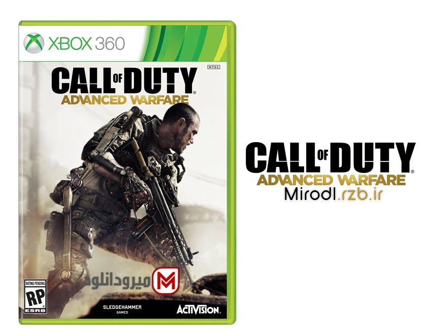 دانلود بازی Call of Duty Advanced Warfare برای XBOX360