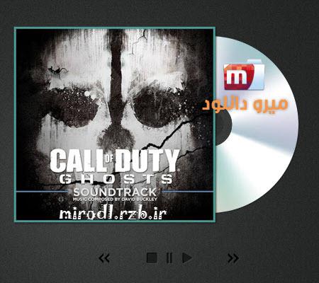 موسیقی متن بازی ندای وظیفه: اشباح- دیود باکلی - Call of Duty Ghosts (2013) Soundtrack