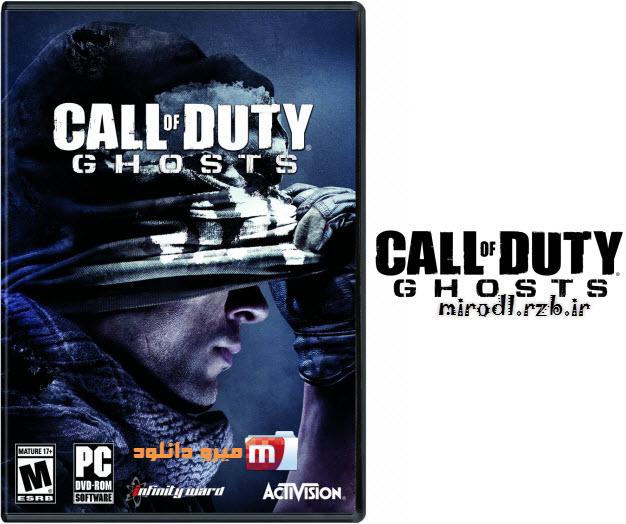 دانلود بازی ندای وظیفه ارواح برای کامپیوتر / ایکس باکس 360 / پلی استیشن 3 - Call of Duty : Ghosts