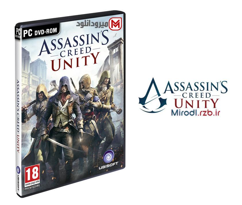 دانلود بازی Assassins Creed Unity برای PC / تریلر