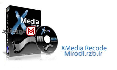 نرم افزار مبدل مالتی مدیا XMedia Recode 3.2.1.2