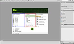 آشنایی با نرم افزار Adobe Dreamweaver CS6