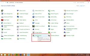 آموزش افزودن یک حساب کاربری جدید در ویندوز 8.1