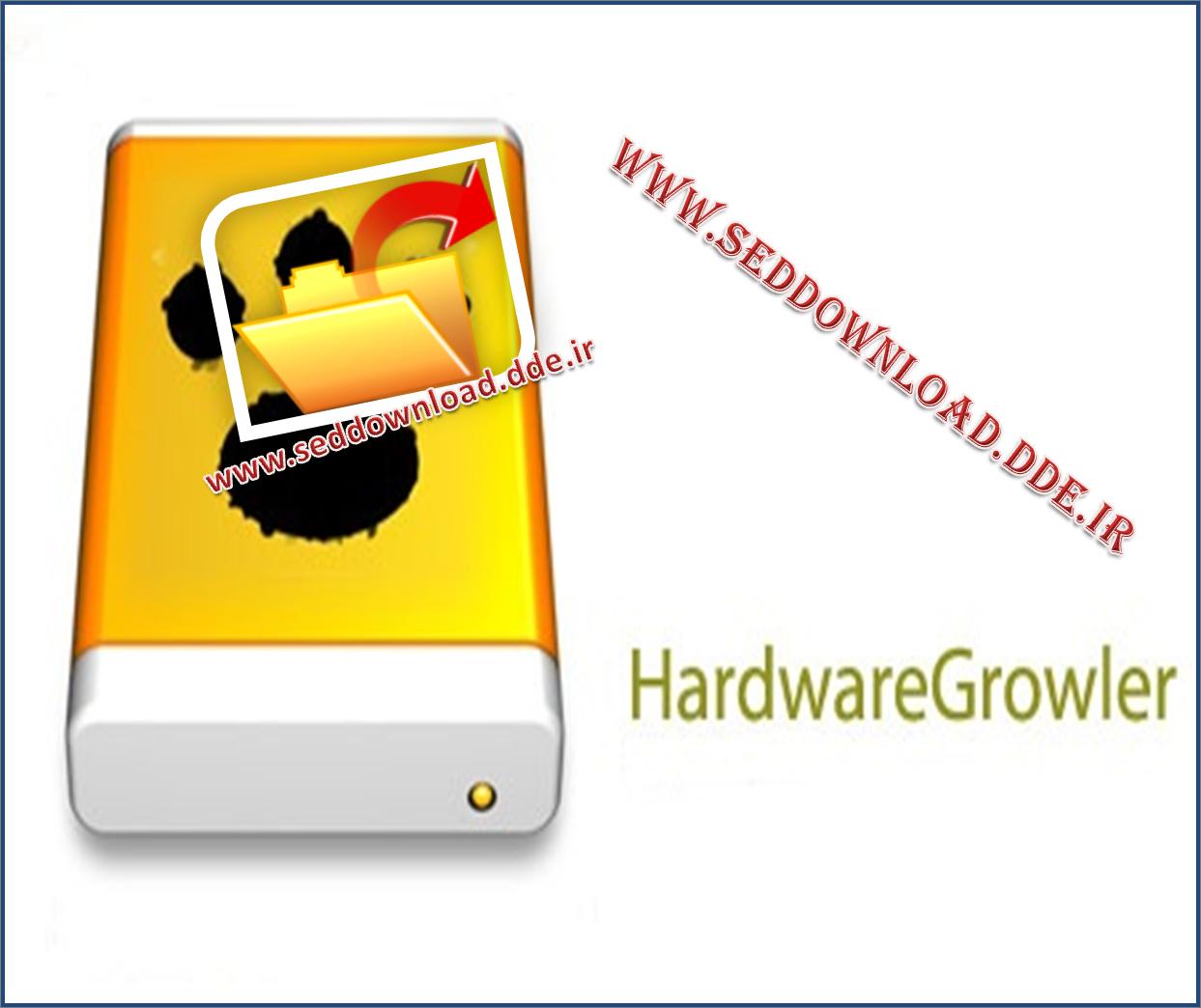 نرم افزار بررسی سخت افزار HardwareGrowler v2-1 – مک