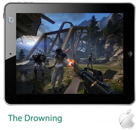 بازی نابودی زامبی ها The Drowning 1.10 – آیفون ، آیپد و آیپاد
