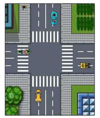 بازی زیبا و سرگرم کننده Traffic Rush 1.00 – سیمبیان S60v5 , ^3
