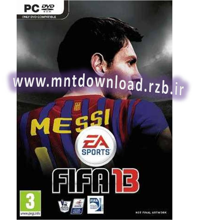 دانلود بازی فیفا۲۰۱۳ – FIFA 2013 براى كامپيوتر(pc)