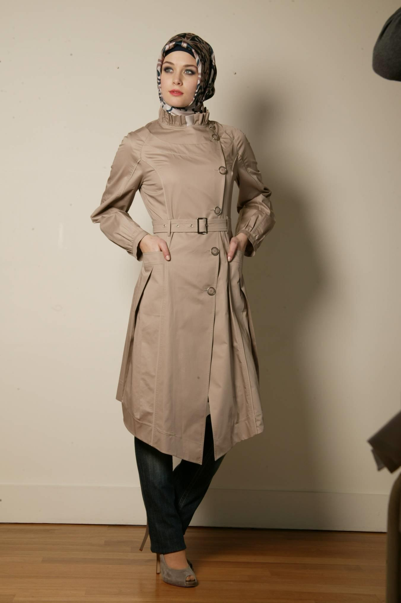 مدل مانتو بیرون (حجاب کامل)