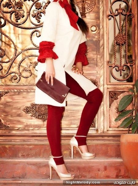 مدل مانتو ایرانی بهاره