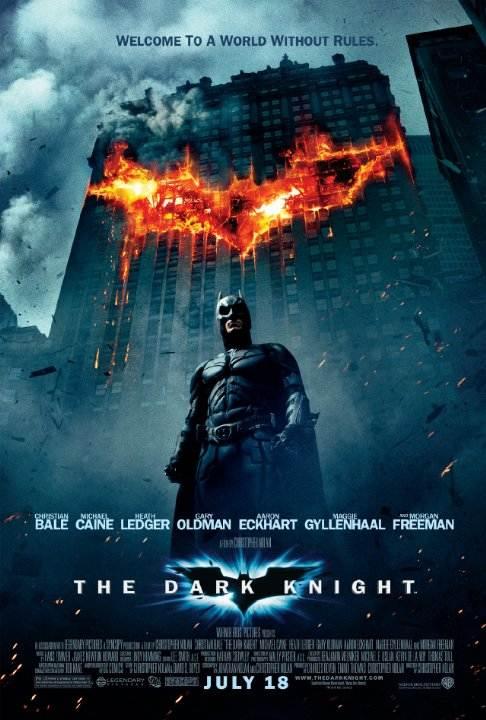 دانلود فیلم The Dark Knight 2008 با کیفیت BluRay 720p