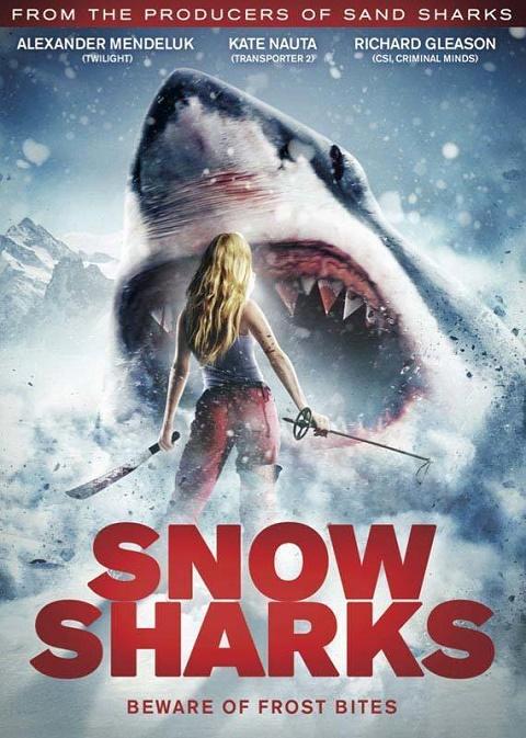 دانلود فیلم Avalanche Sharks 2013