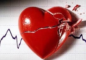 عکس قلب تیر خورده متحرک