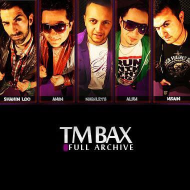 دانلود فول آلبوم TM bax