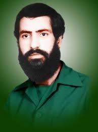 سردار شهید محمود ایزدی