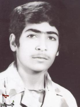 شهید فرهاد عباسپور