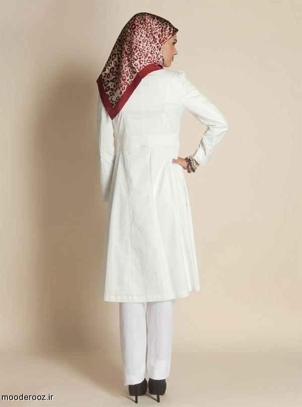 مدل مانتو شیک و جدید ویژه عید ۹۳
