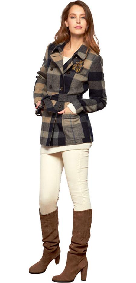 مدل کت و پالتو دخترانه 2014