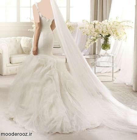 مدل لباس عروس 2014_سری2