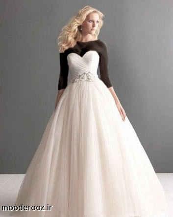 مدل جدید لباس عروس_سری 2