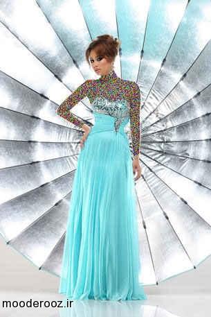 مدل لباس شب ۲۰۱۴(سری اول)