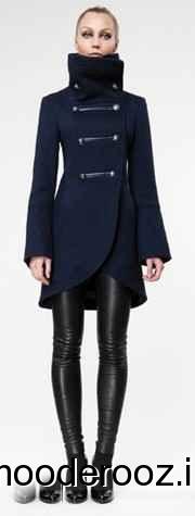 جدیدترین مدل پالتو دخترانه