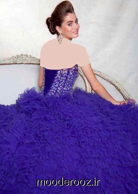 شیک ترین مدل لباس حنابندان عروس ۲۰۱۴