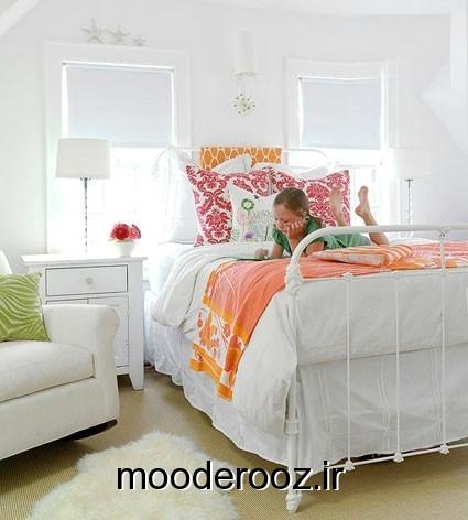 جدیدترین دکوراسیون اتاق خواب دختربچهها