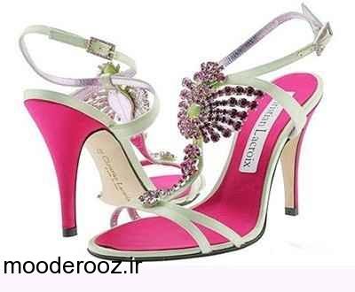 مدل کفش مجلسی نوروز۹۳
