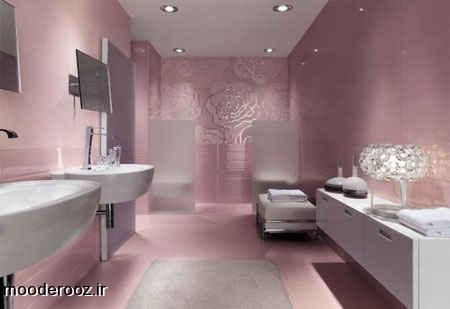 جدیدترین دکوراسیون حمام