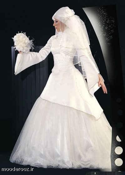 جدیدترین مدل لباس عروس ۲۰۱۴