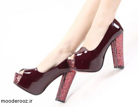 مدل زیبای کفش زنانه عید نوروز 93