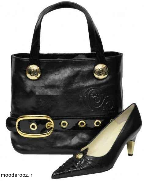 مدل جدید کیف و کفش چرم ۹۳