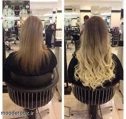 شیک ترین مدل رنگ مو زنانه سال ۲۰۱۴