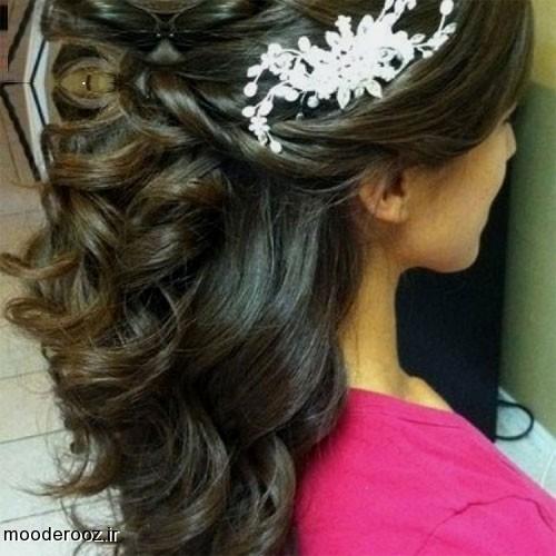 مدل موی عروس 2014(سری2)