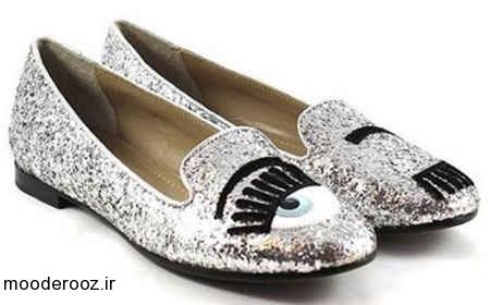 پرفروش ترین کفشهای تخت زنانه فصل بهار