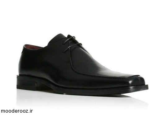 مدل زیبا کفش مجلسی مردانه ورنی