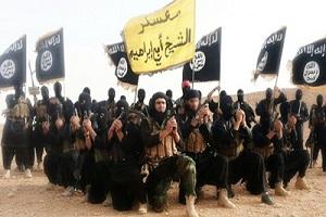 سه تکه شدن ایران در نقشه داعش +عکس