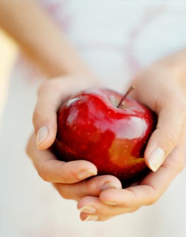 سیب،میوه بهشتی!
