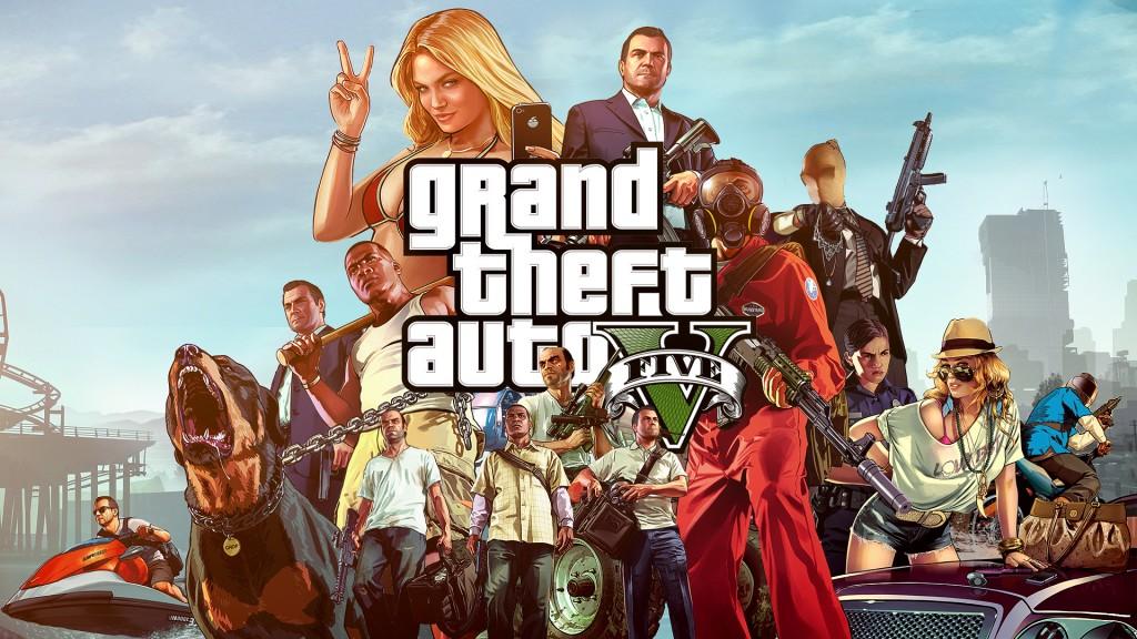 کد های تقلب بازی GTA V