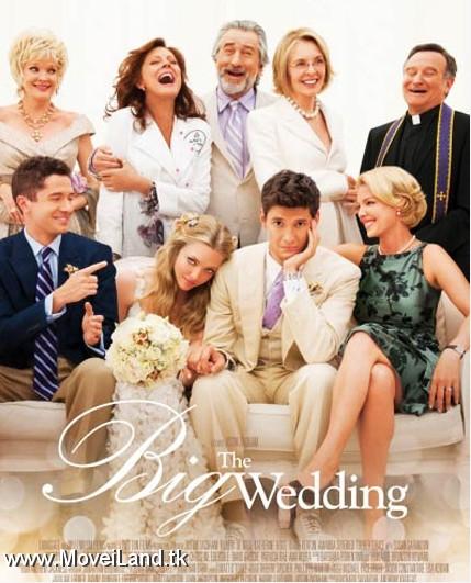 دانلود فیلم The Big Wedding 2013