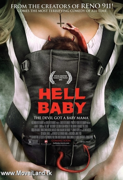 دانلود فیلم Hell Baby 2013