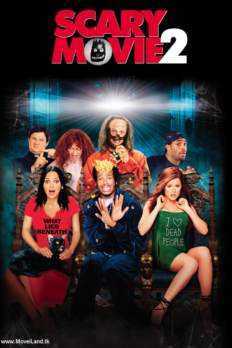 دانلود فیلم Scary Movie 2 2001