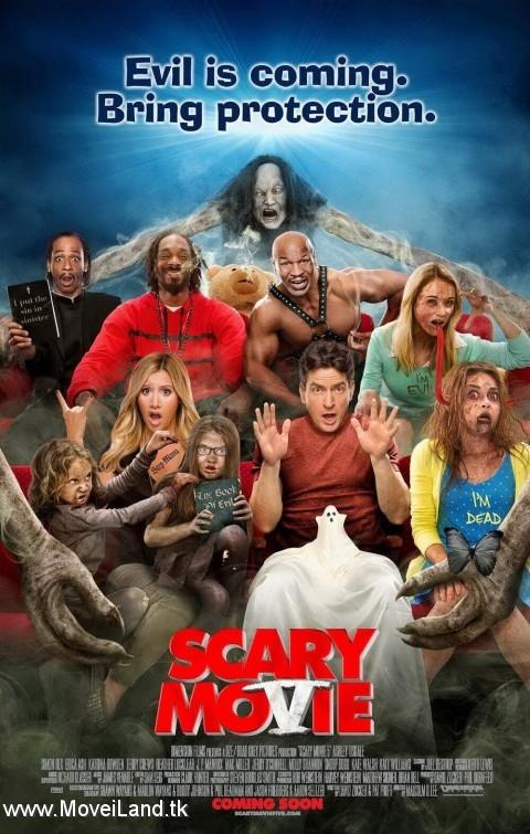 دانلود فیلم Scary Movie 5 2013