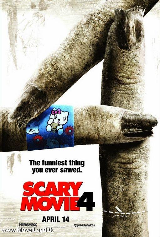 دانلود فیلم Scary Movie 4 2006