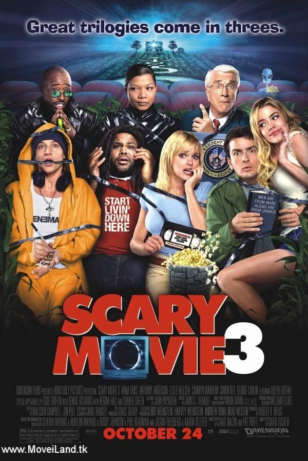 دانلود فیلم Scary Movie 3 2003