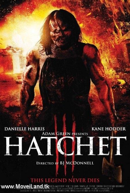 دانلود فیلم Hatchet III 2013