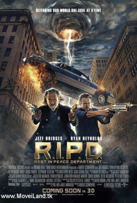 دانلود فیلم R.I.P.D 2013