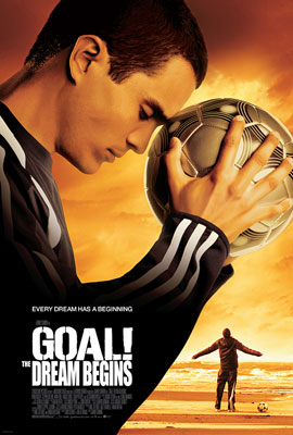 Goal The Dream Begins 2005 دانلود فیلم Goal گل دوبله فارسی