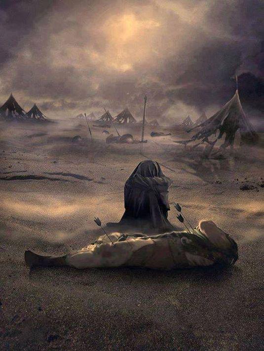 تاسوعا و عاشورای حسینی بر شیعیان جهان تسلیت باد