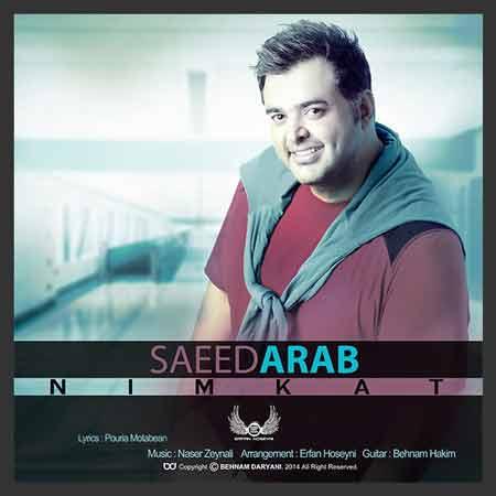 دانلود آهنگ جدید سعید عرب به نام نیمکت